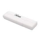 Флешка USB2.0 Mirex LINE WHITE, 16 Гб, ск. чт. 18 Мб/с, ск. зап. 8 Мб/с, белая