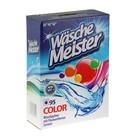 Стиральный порошок WascheMeister Color для цветных тканей, пакет, 7,875 кг