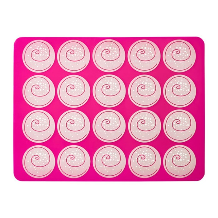 Лист для выпечки МОНСТРАД цвет розовый