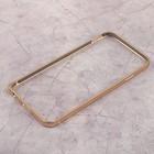 Чехол DEPPA Alum Bumper iPhone 6, золотой