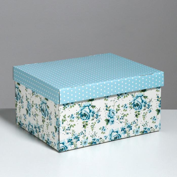 Складная коробка «Моя коробочка», 31,2 х 25,6 х 16,1 см