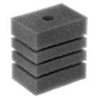Губка прямоугольная для фильтра турбо №5, 7,8х5,4х8.5 см