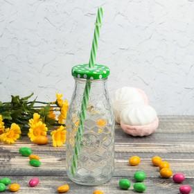 {{photo.Alt || photo.Description || 'Бутыль «Соты», 300 мл, с крышкой под трубочку, цвета МИКС'}}