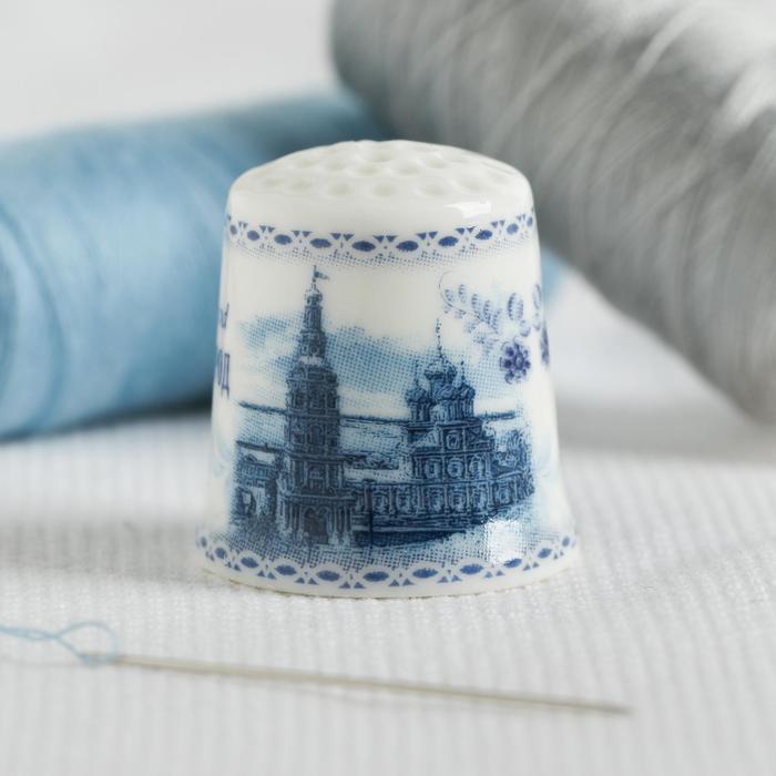 Напёрсток сувенирный «Нижний Новгород» - фото 691183
