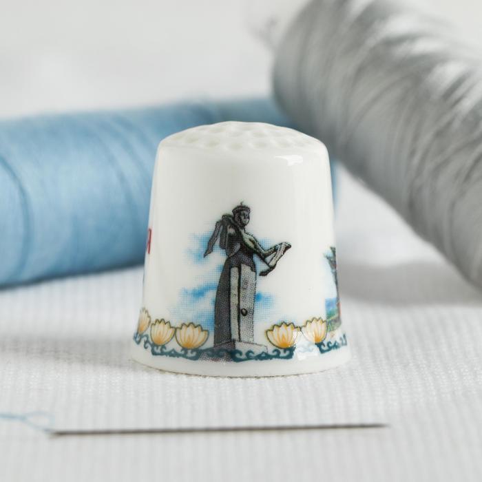 Напёрсток сувенирный «Бурятия» - фото 691218