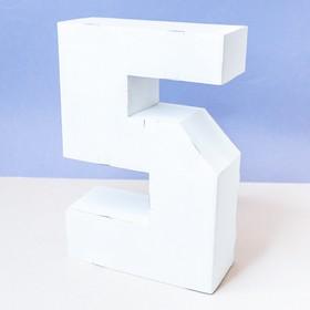 """Заготовка из гофрокартона """"5"""", 21 х 29 см"""