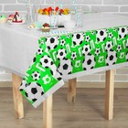 "Tablecloth ""GOAL!"", 182 x 137 cm"