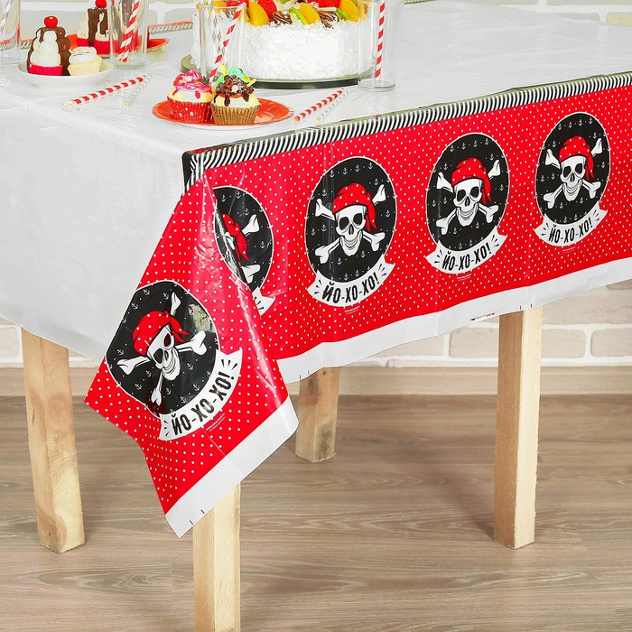 "Tablecloth ""yo-Ho-Ho"", 182 x 137 cm"