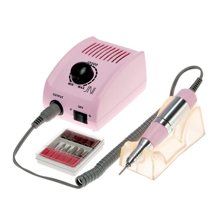 Аппарат для маникюра и педикюра JessNail JD200 PRO, 30000 об/мин