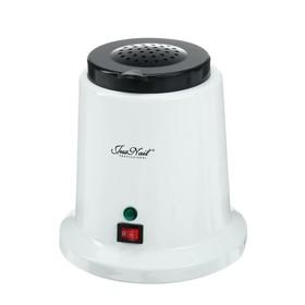 Стерилизатор JessNail JN 9008A, гласперленовый, для маникюрных инструментов, белый