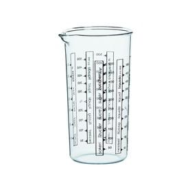 Стакан мерный, 0,5 л, d=9 см, высота 16 см