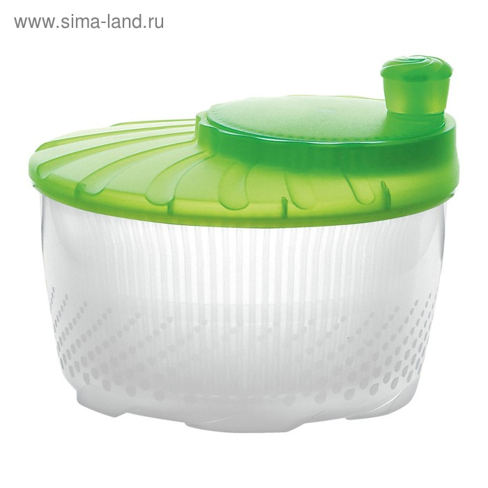 Сушилка для зелени RIO, 3,2 л, диаметр 22 см, высота 18 см