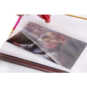 """Magnetic photo album 20 sheets """"Baby"""" MIX"""