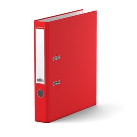 Папка–регистратор 50 мм GRANITE разборная, красная, EK 43523 Ош
