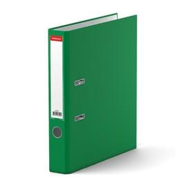 Папка–регистратор А4, 50 мм, GRANITE, разборный, зелёный, пластиковый карман, картон 1.75 мм, вместимость 350 листов