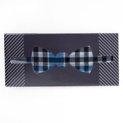 """Платок носовой """"Этель"""" Галстук-бабочка, МИКС, 35 х 35 см, хлопок"""
