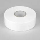 Полоски для депиляции в рулоне, ширина 7см, 100м, цвет белый