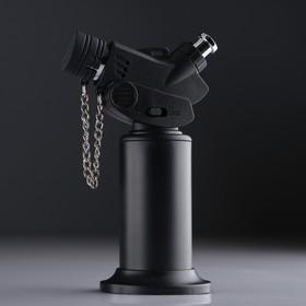 Горелка газовая, чёрная, 5х7х11.5 см