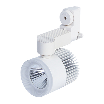 Трековый светильник Luazon TSL-007, 12 W, 960 Lm, 6500 K, дневной свет, корпус БЕЛЫЙ