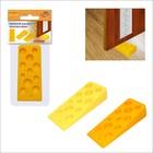Фиксатор для дверей «Кусочек сыра», цвет МИКС
