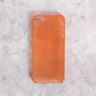 Чехол для телефона XINBO накладка оранжевый, для iPhone 5C