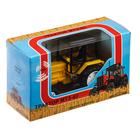 Трактор МТЗ-82 жёлтый 1:43 160003