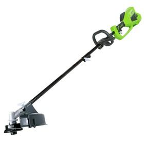 Триммер GreenWorks 1301507UB, 40В, 4Ач, з/у