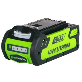 Аккумулятор GreenWorks G40B4 29727, 40В, 4 Ач, Li-Ion