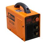 Сварочный инвертор EDON LV-220, сварочный ток 20 - 220А, 5,6кВт