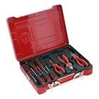 Набор инструментов BOVIDIX 380400801, 8 предметов, металлический бокс