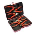 Набор пассатижей, BOVIDIX 190400601, 6 предметов, металлический бокс