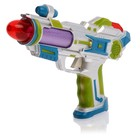 Gun Cosmo, light and sound effects, battery powered MIX color