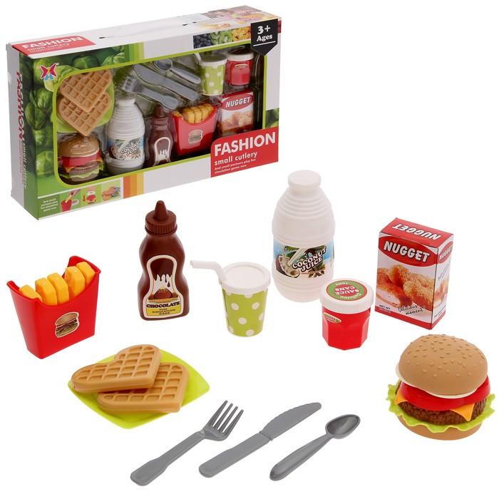 """Набор продуктов """"Готовим вкусно"""" с приборами"""
