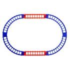 Железная дорога «Путешествие», работает от батареек - фото 105643472
