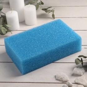 Bath sponge, hard, anti-cellulite