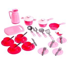 """Набор посуды """"Кухонный набор 4 ТехноК"""", 38 предметов"""