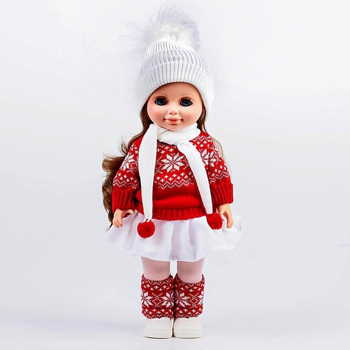 """Кукла """"Анна 21"""" со звуковым устройством, 42 см"""