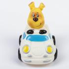 """Резиновая игрушка """"Пёсик за рулём 2"""""""