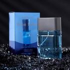 Туалетная вода мужская Instinct Blue Label, 100 мл