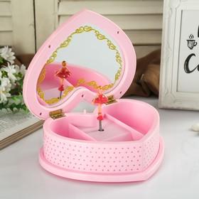 "Box musical mechanical ""Heart Princess"""