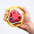 Прорезыватель с погремушкой «Звоночек» - фото 105526121