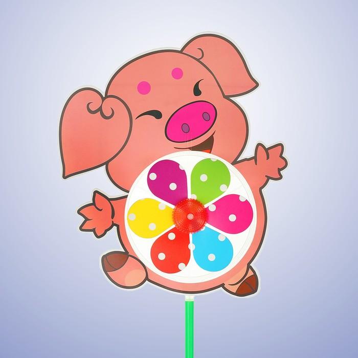 Ветерок «Свинка»