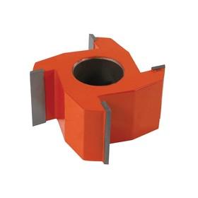 "Фреза ""Кратон"", станочная кромочная прямая, d=90 мм, Н реза=43 мм"