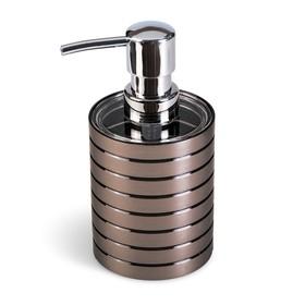 Дозатор для жидкого мыла King tower Bronze