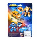 Робот «Автобот», трансформируется, цвет синий - фото 105505847