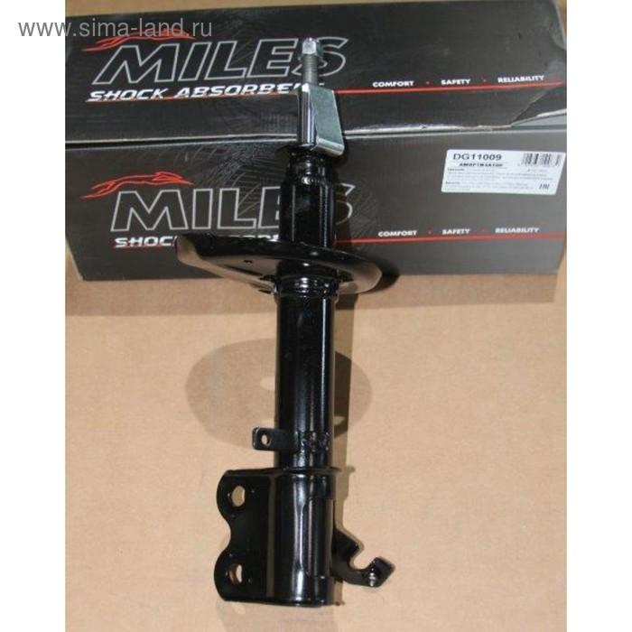 Амортизатор газовый передний MILES DG11009
