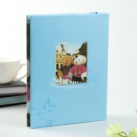 """Photo album for 200 photos 10x15 cm """"Bear in the meadow"""" MIX"""