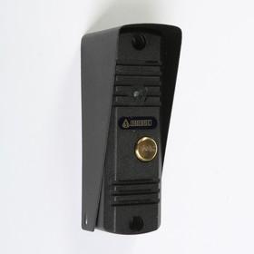 Вызывная панель Activision AVC-105, черная Ош