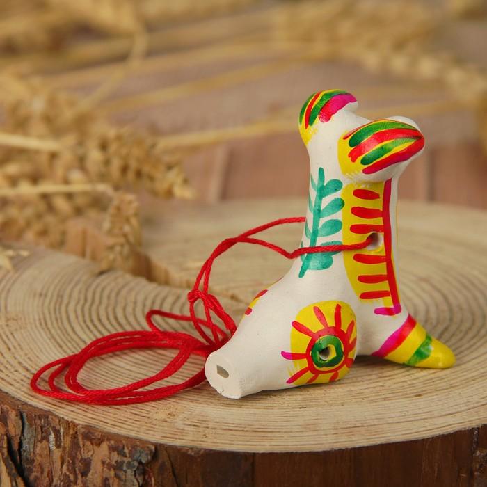 Филимоновская свистулька игрушка картинки