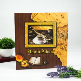 """Magnetic photo album 40 sheets in a box """"Card"""", a MIX"""